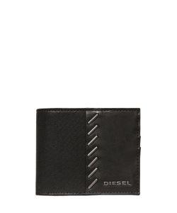 Diesel | Кошелёк Из Кожи И Деним