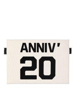 MM6 by Maison Margiela | Клатч Из Техно-Канвас 20 Years