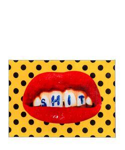 SELETTI WEARS TOILET PAPER | Ковёр Lips Teeth