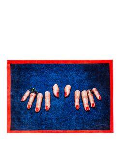 SELETTI WEARS TOILET PAPER | Ковёр Fingers