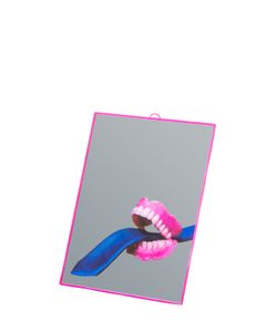 SELETTI WEARS TOILET PAPER | Зеркало С Принтом Denture