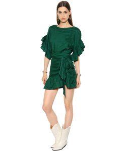 Isabel Marant Étoile | Льняное Платье С Запàхом