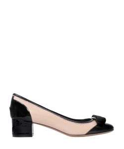 Salvatore Ferragamo | Кожаные Туфли Eva 40mm
