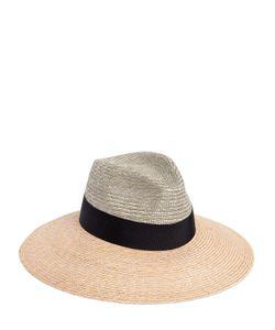 FEDERICA MORETTI | Соломенная Шляпа С Широкими Полями