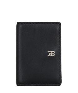 ETTORE BUGATTI COLLECTION   Leather Card Holder