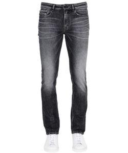 Calvin Klein Jeans | Джинсы Из Мытого Хлопкового Деним