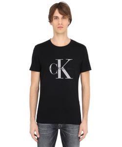 Calvin Klein Jeans | Футболка Из Хлопкового Джерси Essential