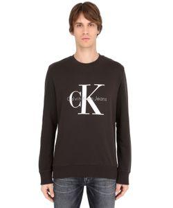 Calvin Klein Jeans | Свитшот Из Хлопка С Принтом Essential