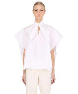 Delpozo | Рубашка Из Поплин