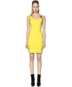 Versus | Платье Из Вискозного Трикотажа