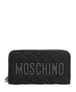 Moschino | Кошелёк С Логотипом
