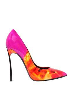 Casadei | Туфли Из Лакированной Кожи 120mm