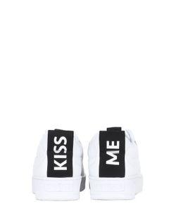 KWOTS | Кожаные Кроссовки Kiss Me