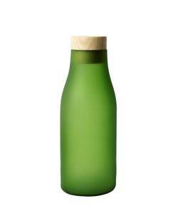 INTERNOITALIANO | Бутылка Gela Из Выдувного Стекла С Пробкой