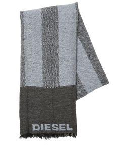 Diesel | Шарф Cuban Star Из Полушерстяного Жаккарда