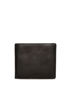 ALLSAINTS | Leather Wallet W Coin Pocket