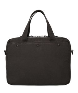 ALLSAINTS | Minato Waxed Brushed Canvas Work Bag