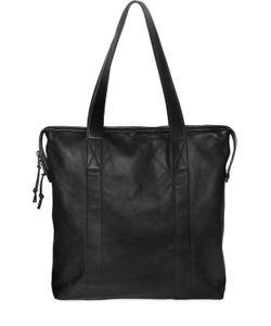ALLSAINTS | Kanji Washed Leather Tote Bag