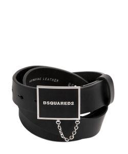 Dsquared2 | Кожаный Ремень Dsquared 30Мм
