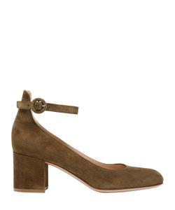 Gianvito Rossi | Замшевые Туфли Mary Jane 60mm