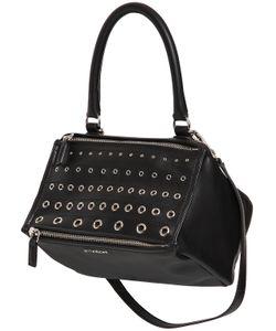 Givenchy | Кожаная Сумка Pandora С Декоративными Люверсами