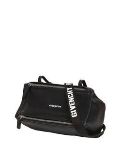 Givenchy | Кожаная Сумка Pandora С Логотипом