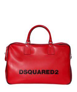 Dsquared2 | Сумка Из Искусственной Кожи С Принтом Логотипа