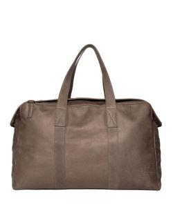 ALLSAINTS | Kantji Washed Leather Duffle Bag