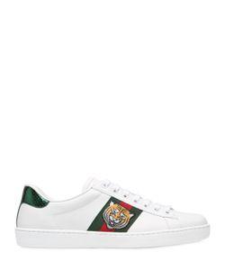 Gucci | Кожаные Кроссовки Tiger New Ace