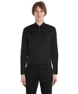 Dsquared2 | Рубашка Из Хлопкового Стретч Поплин