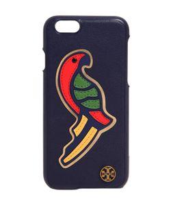 Tory Burch | Кожаный Чехол Iphone 6 С Нашивкой Попугай