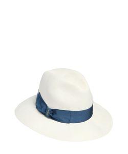 Borsalino | Шляпа Из Тонкой Соломы