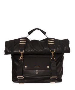Balmain | Кожаный Рюкзак