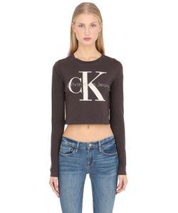 Calvin Klein Jeans | Футболка С Длинными Рукавами Из Хлопка