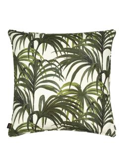 House Of Hackney | Palmeral Printed Cotton Linen Pillow