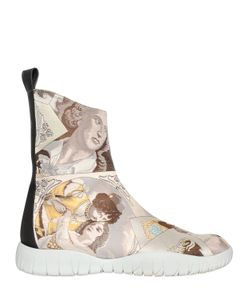 Maison Margiela | Josephine Trek Tabi Ankle Boots