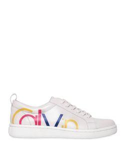 Calvin Klein Jeans | 20mm Danya Leather Sneakers