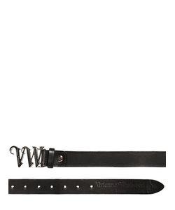 Vivienne Westwood | Кожаный Ремень С Пряжкой Vw 35mm