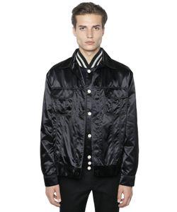 Calvin Klein Collection | Куртка Из Техноатласа