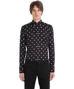 Eton | Рубашка Из Муслина В Горошек