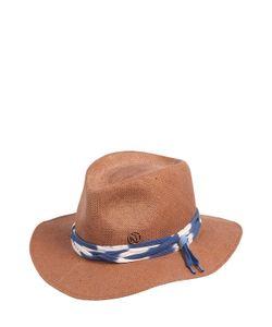 Maison Michel | Шляпа Andre Из Плетёной Бумаги