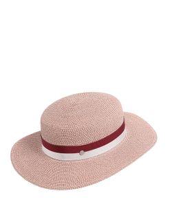 Maison Michel | Шляпа Rod Из Плетёной Бумаги