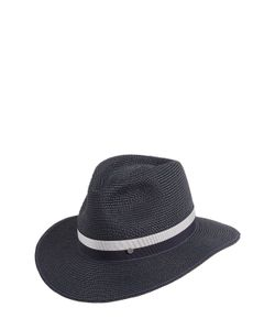 Maison Michel | Шляпа Henrietta Из Плетёной Бумаги