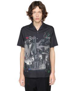 Lanvin | Хлопковая Рубашка The Refinery