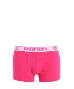 Diesel | Набор Трусов-Боксеров Из Хлопка