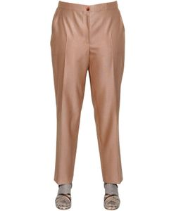 Marina Rinaldi | Cool Wool Silk Pants