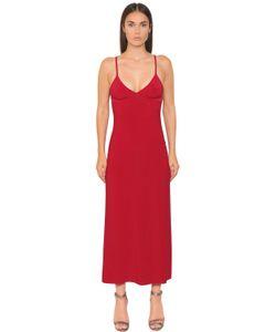 Norma Kamali | Платье Из Техноджерси