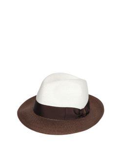 Borsalino | Шляпа Из Пеньки