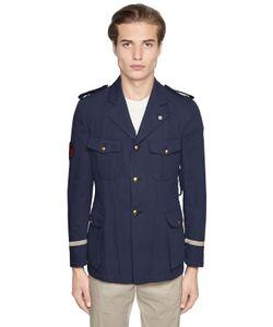 Lardini | Куртка Из Канвас В Морском Стиле