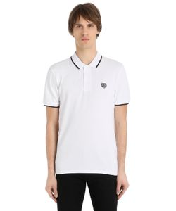 Kenzo | Рубашка-Поло Из Хлопка Пикé